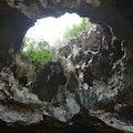 Preacher's Cave Central Eleuthera  The Bahamas