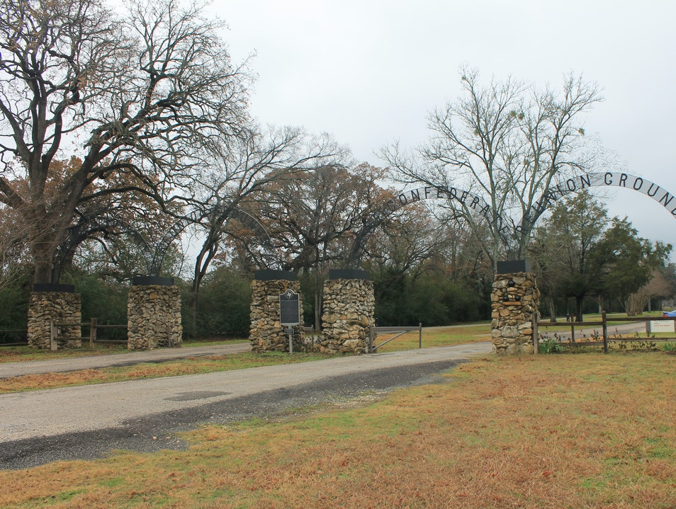 Confederate Reunion Grounds State Historic Site Mexia Texas United States