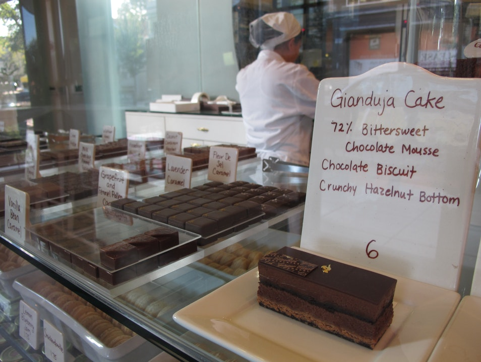 A Place for Serious Chocolate Lovers