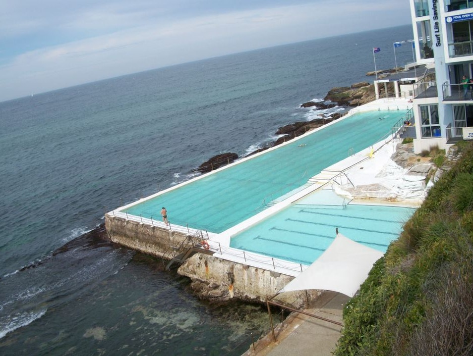 Not Your Average Swimming Pool