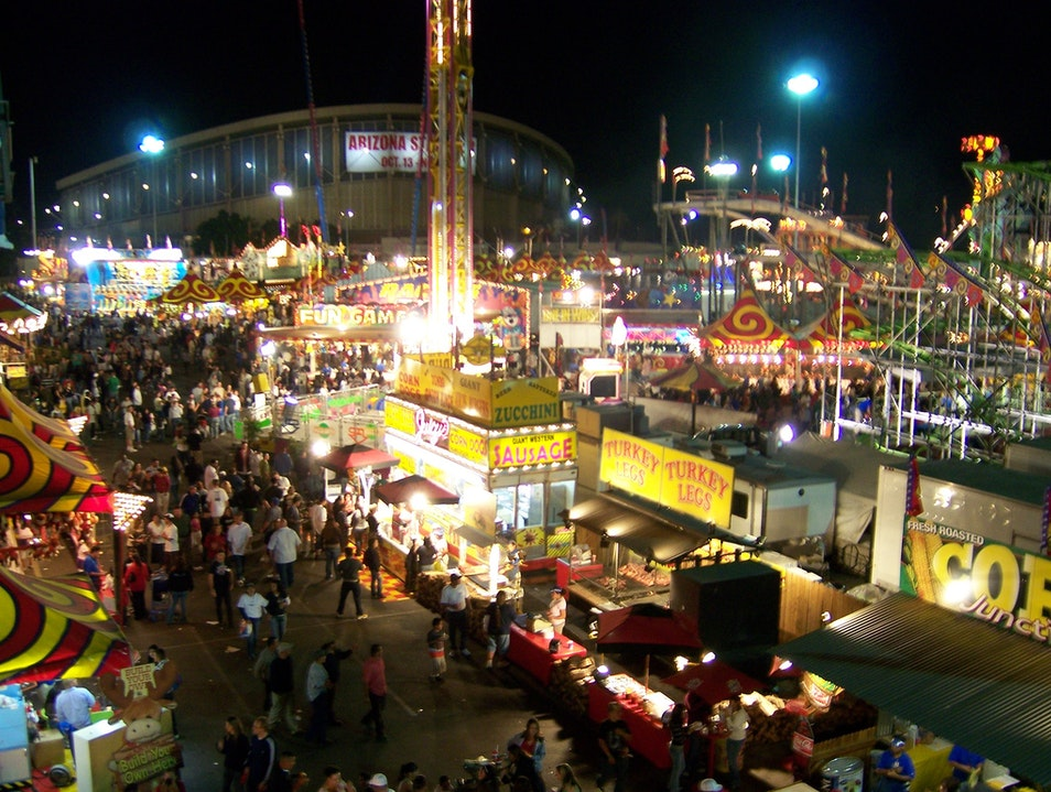 Fall is State Fair Time