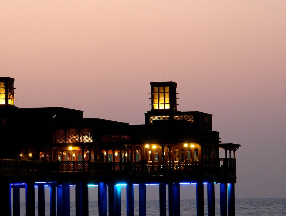 Pierchic: Seafood with a View