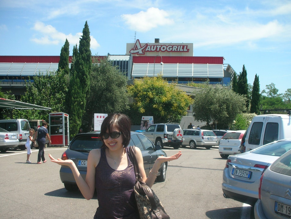 Autogrill Pit Stop Rome  Italy