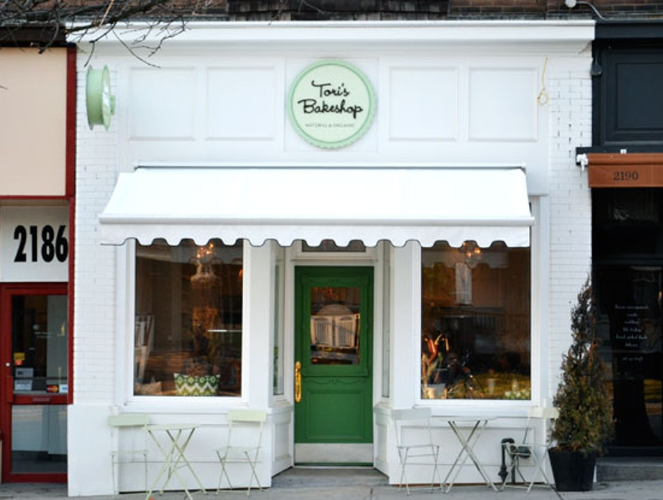 The Cutest Little Bakeshop in the TDot Toronto  Canada