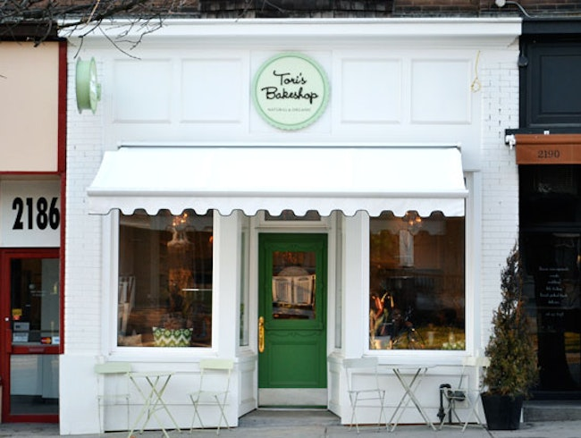 The Cutest Little Bakeshop in the TDot