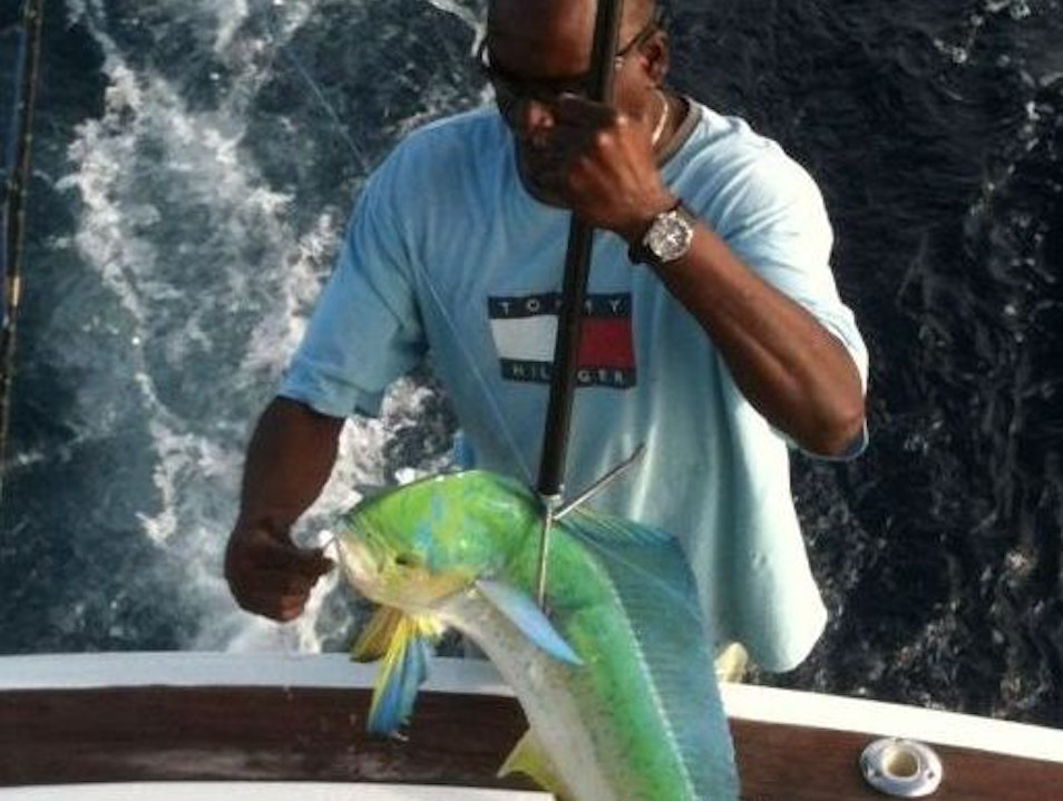 Another Great Fishing Adventure Nassau  The Bahamas
