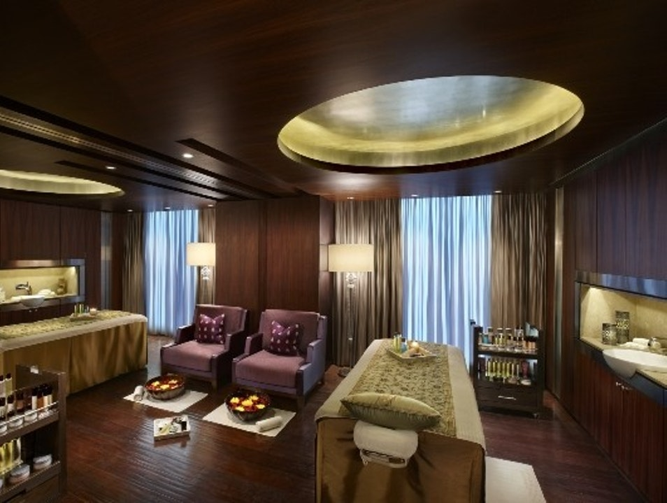 Ayurvedic Therapies at Spa by ESPA New Delhi  India