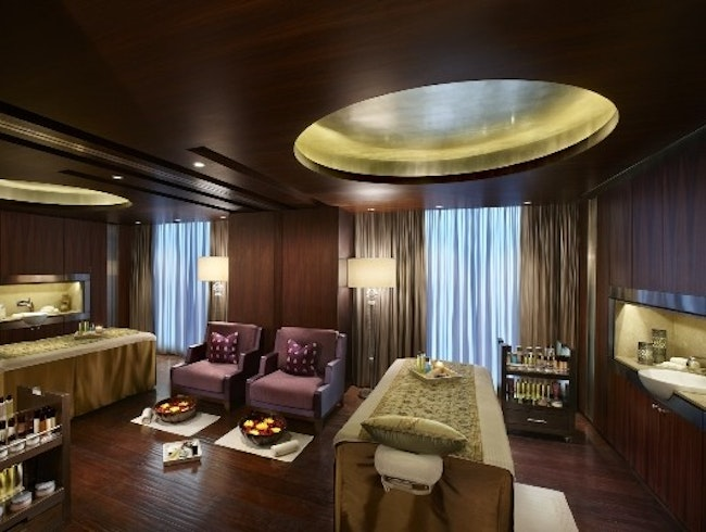 Ayurvedic Therapies at Spa by ESPA