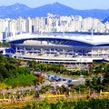 World Cup Stadium Seoul  South Korea