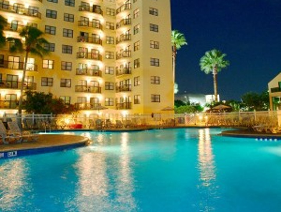 Universal Orlando Accommodations at Enclave Suites Orlando Florida United States