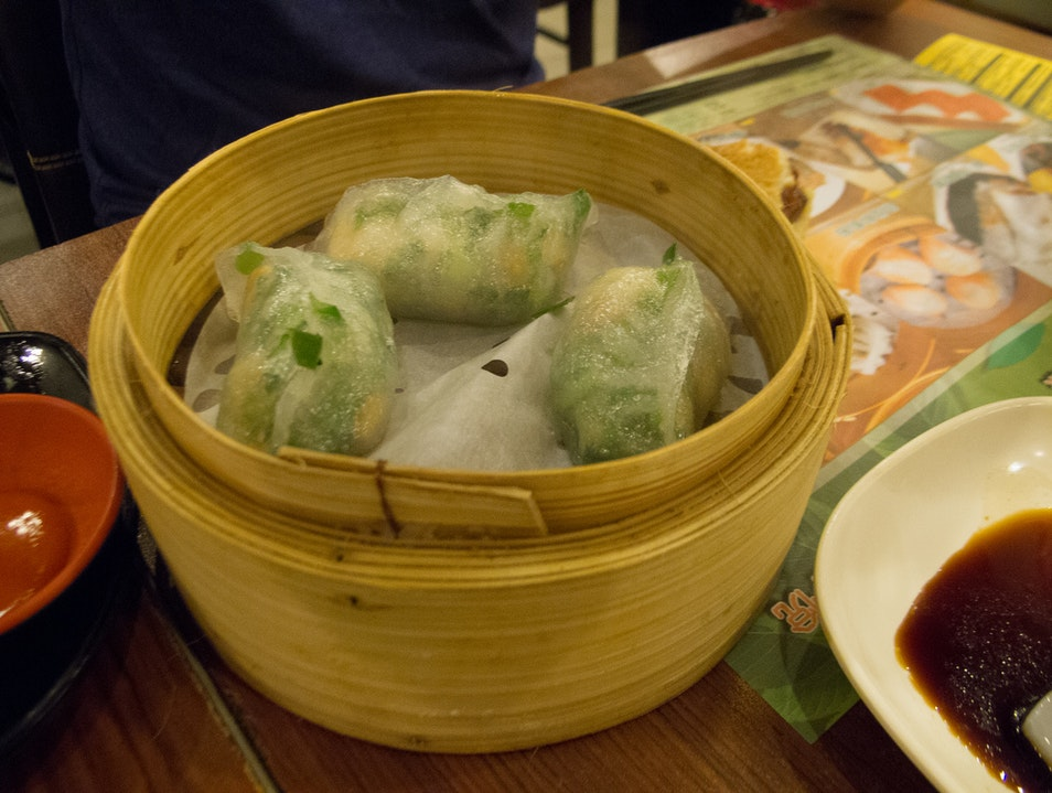 Delicious Fast Food, Chinese–Style, in Beijing