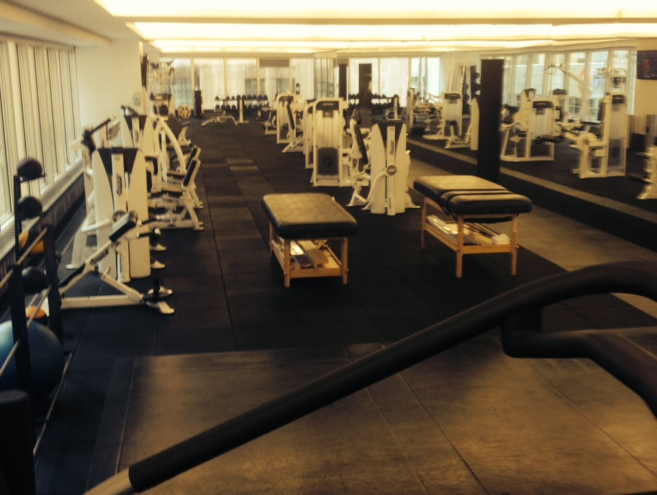 Finally, a gym that really does make you WANT to workout