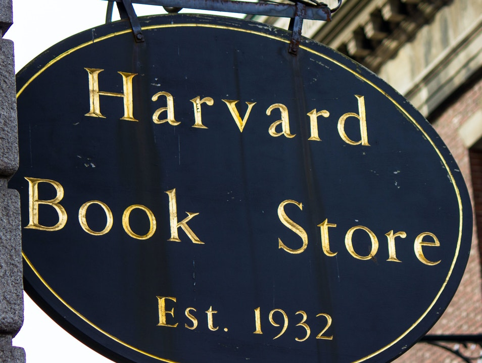 Harvard Book Store, Cambridge - Books On Demand Cambridge Massachusetts United States