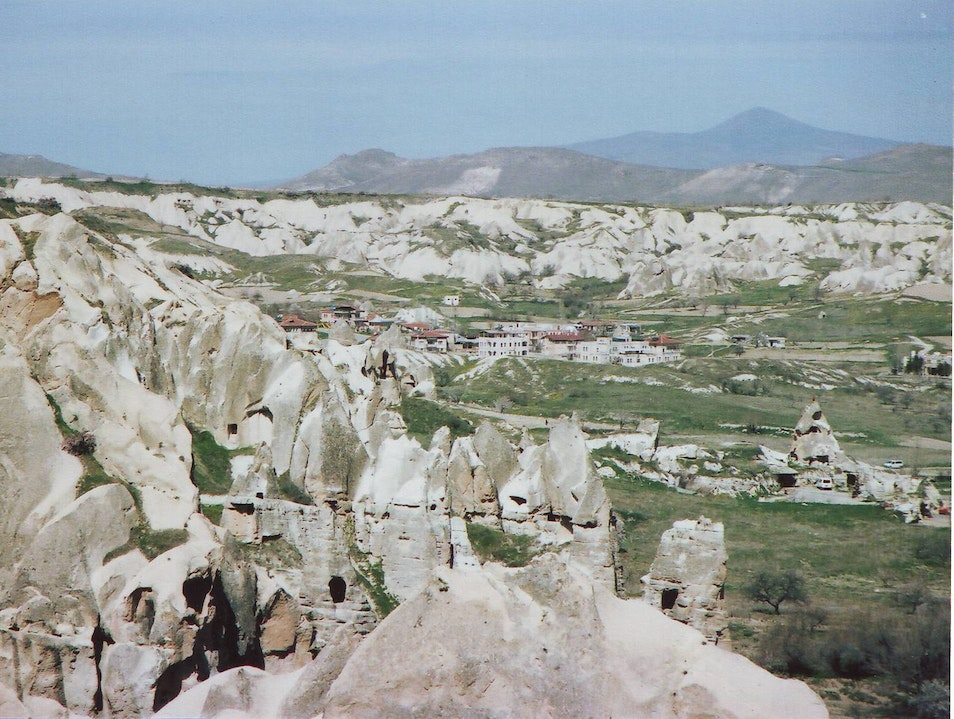 Fairy Chimneys and other worlds Ürgüp  Turkey
