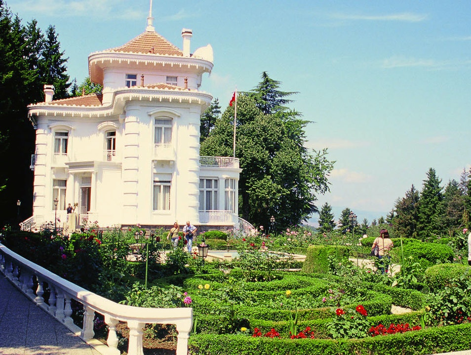 The House of Atatürk Trabzon  Turkey