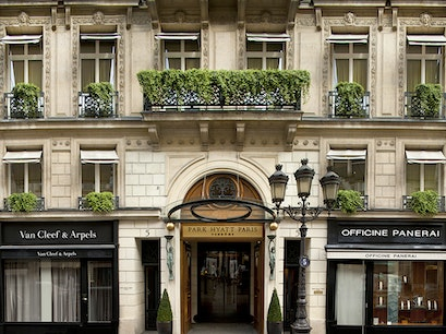 Park Hyatt Paris-Vendôme   France
