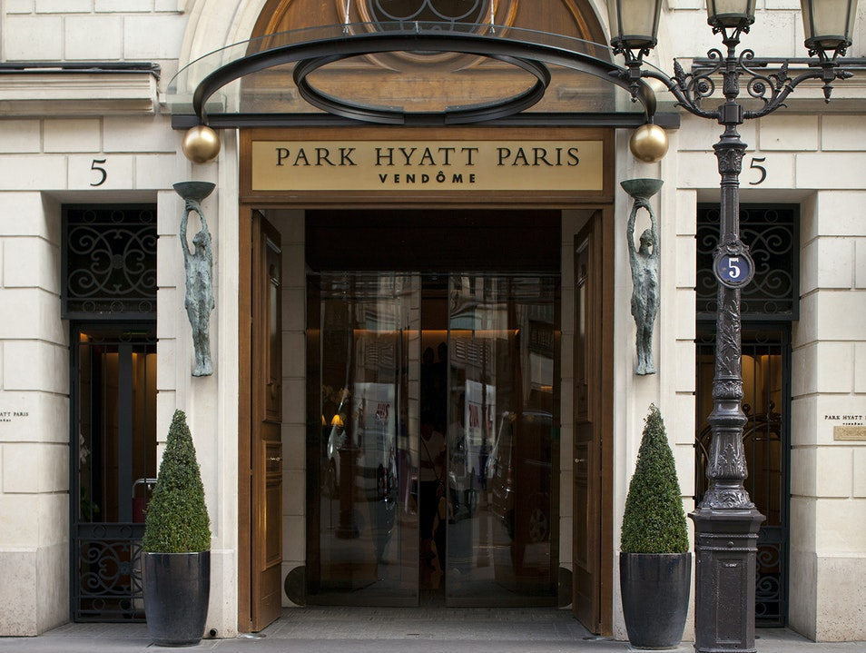 park hyatt paris vend me paris france afar. Black Bedroom Furniture Sets. Home Design Ideas