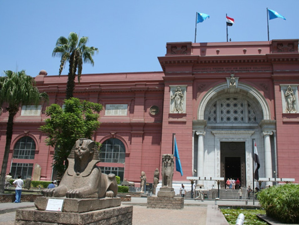 The Egyptian Museum tour