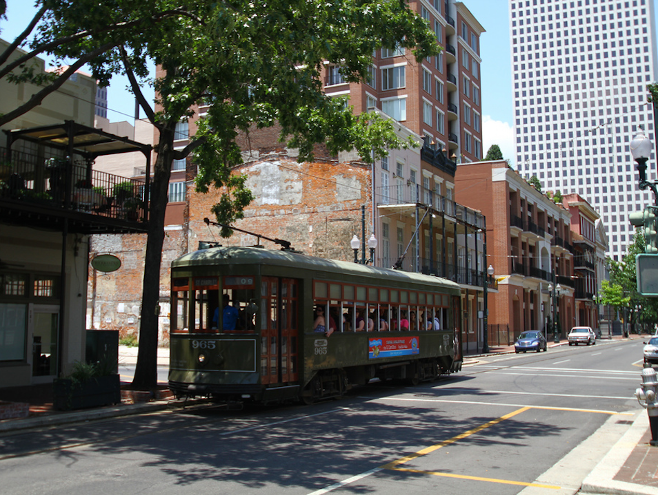 Tour the City by Streetcar