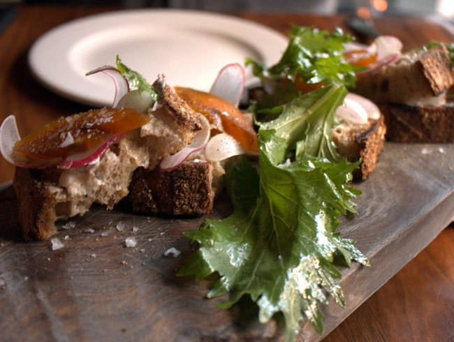 Bar Tartine: A New Take on What California Cuisine Means