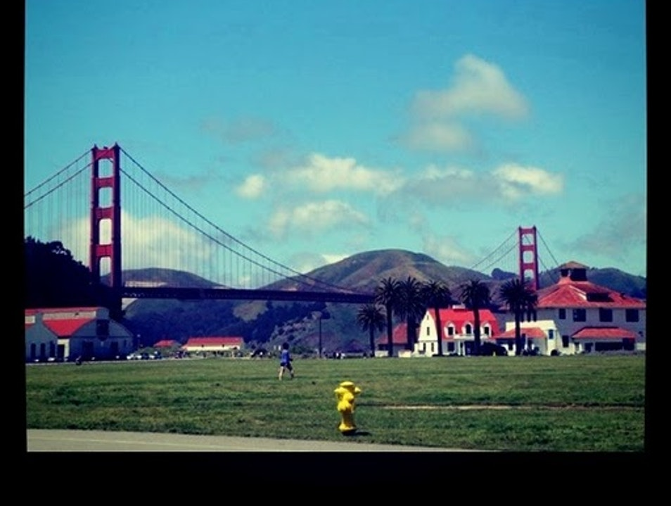 Perfect Weather in SF San Francisco California United States