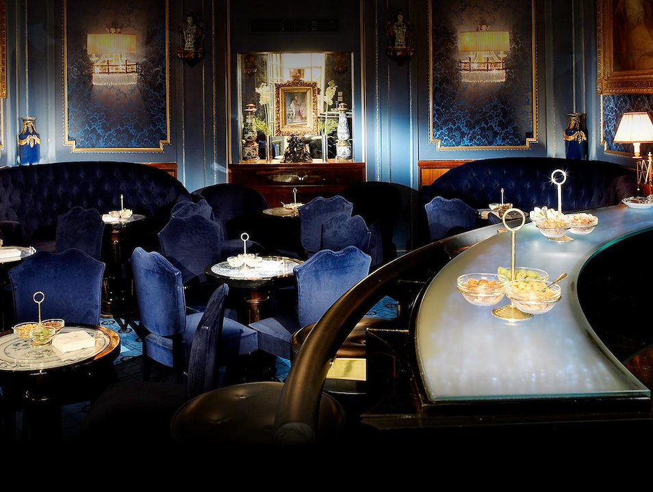A Night of Luxury at Hotel Sacher