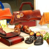 Ted Arthur Leather Collections