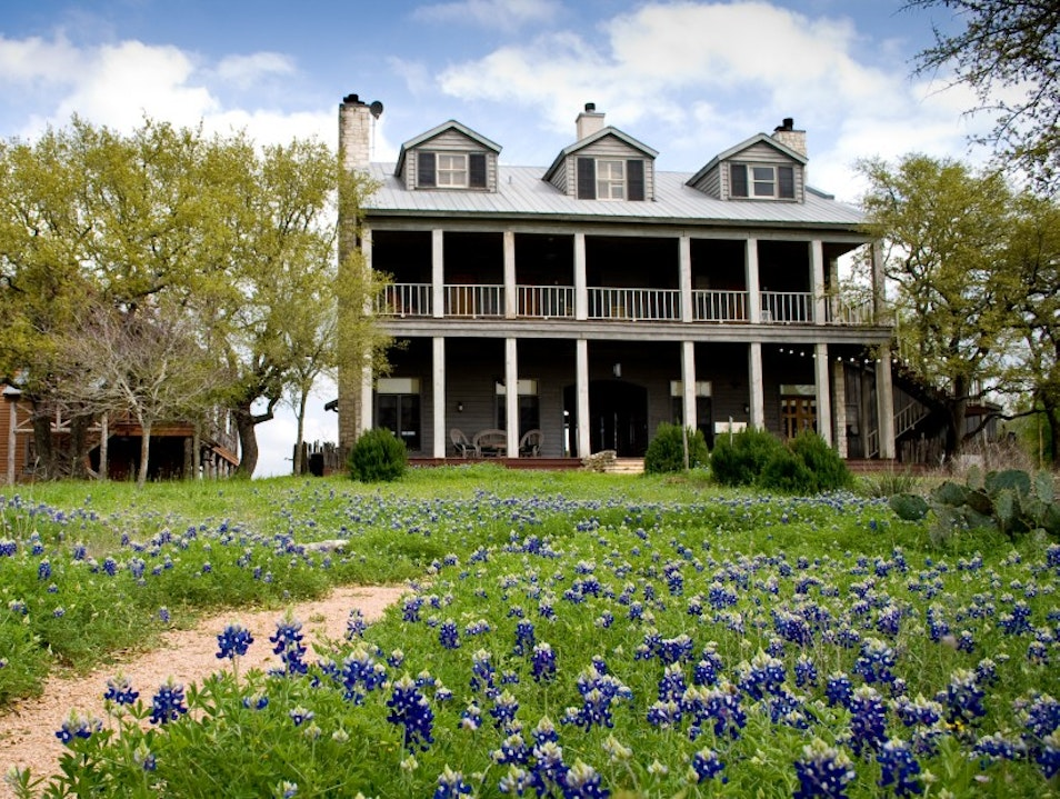 Seek Solace at Sage Hill Inn & Spa Kyle Texas United States