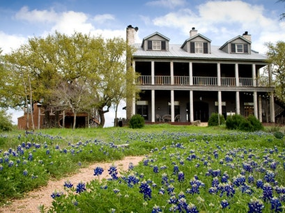 Sage Hill Inn Above Onion Creek Kyle Texas United States