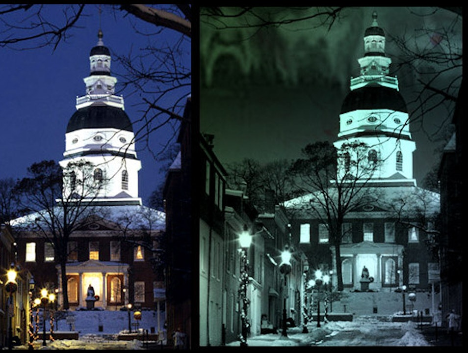Ghost Tours and Pub Crawls in Annapolis Annapolis Maryland United States