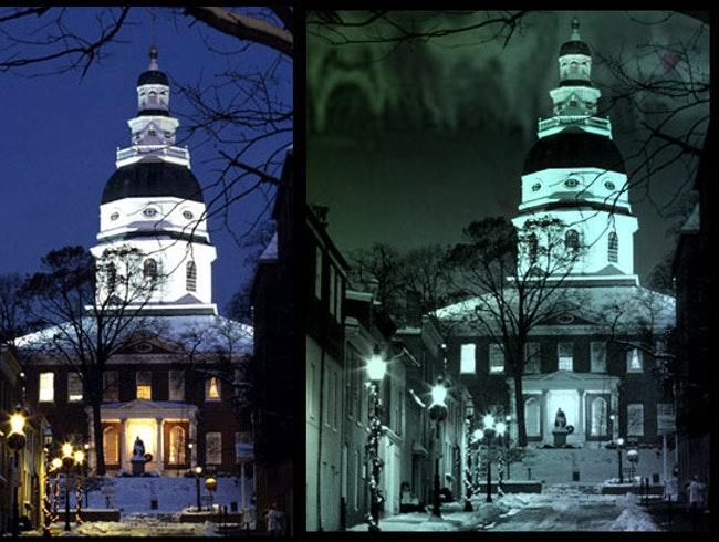 Ghost Tours and Pub Crawls in Annapolis