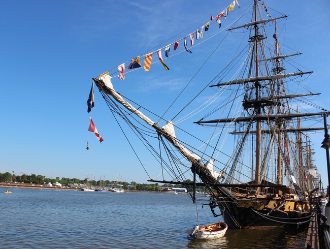 Explore Tall Ships and Sing With Pirates at the Tall Ships Celebration