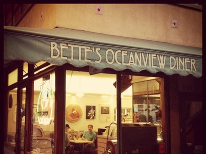 Bette's Oceanview Diner Berkeley California United States