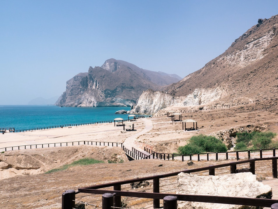 On the Trail of Frankincense in Salalah