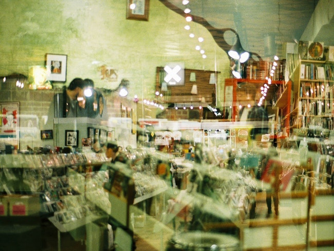Spin through the Music at Criminal Records