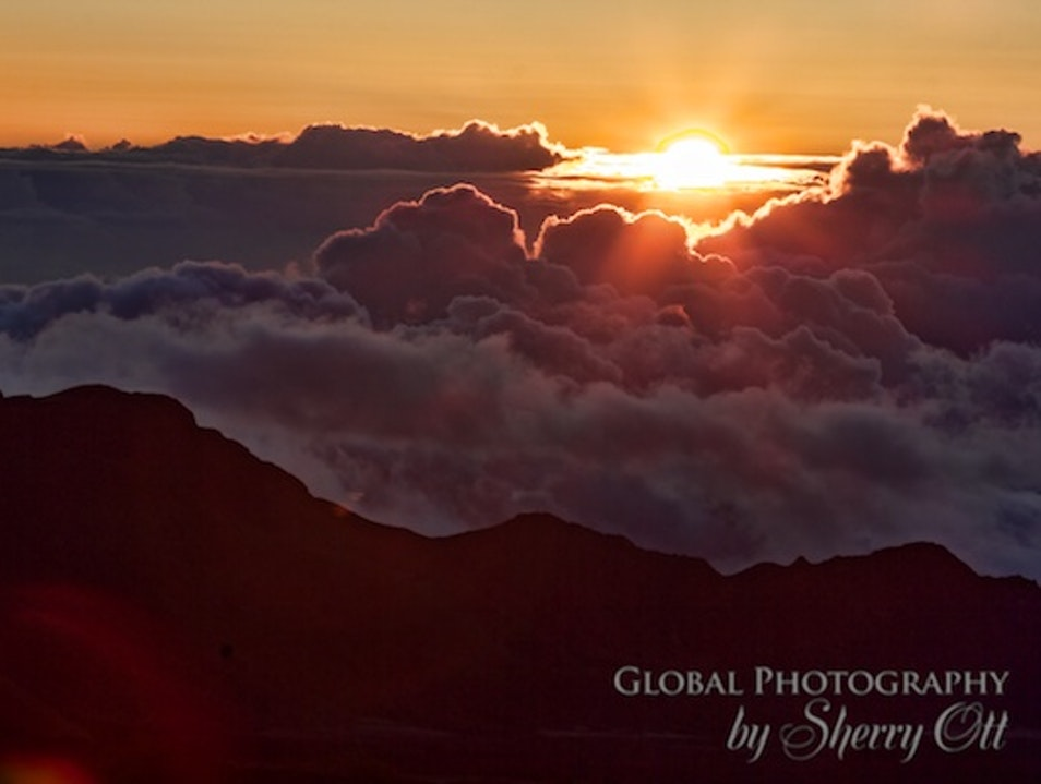 Haleakala Sunrise Photography Tips Kula Hawaii United States