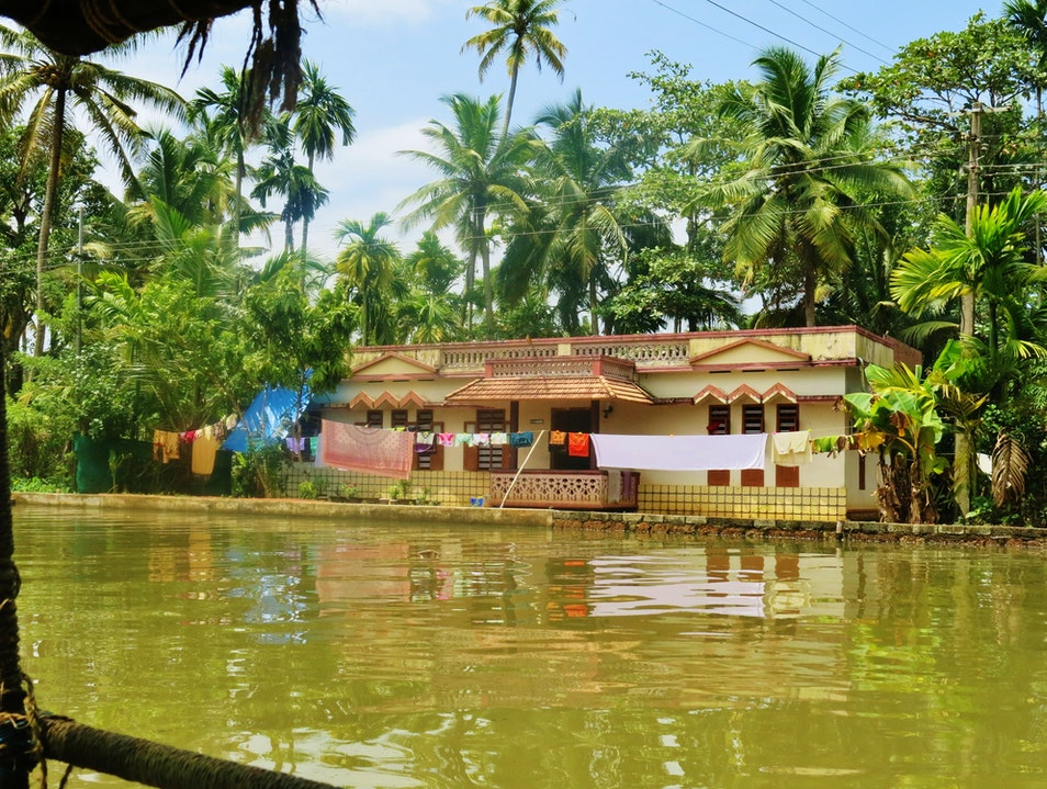 Ecotourism, a Smart Alternative to Houseboats Alappuzha  India