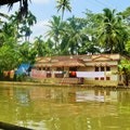 Kerala Backwaters Alappuzha  India