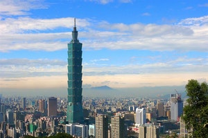 One Month in Taiwan