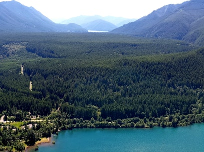 Rattlesnake Ledge North Bend Washington United States