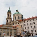 St Nicholas Cathedral (Chram sv.Mikulase) Prague  Czech Republic