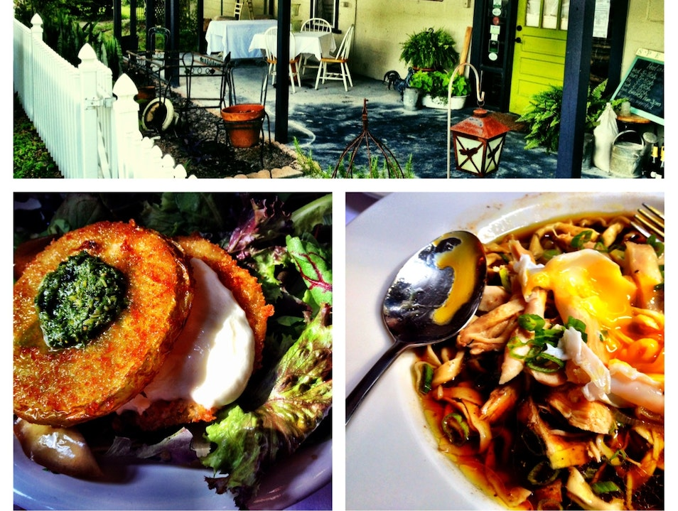 Pearl in the Grove - A Gourmet Farm-to-Table Restaurant in Florida Dade City Florida United States