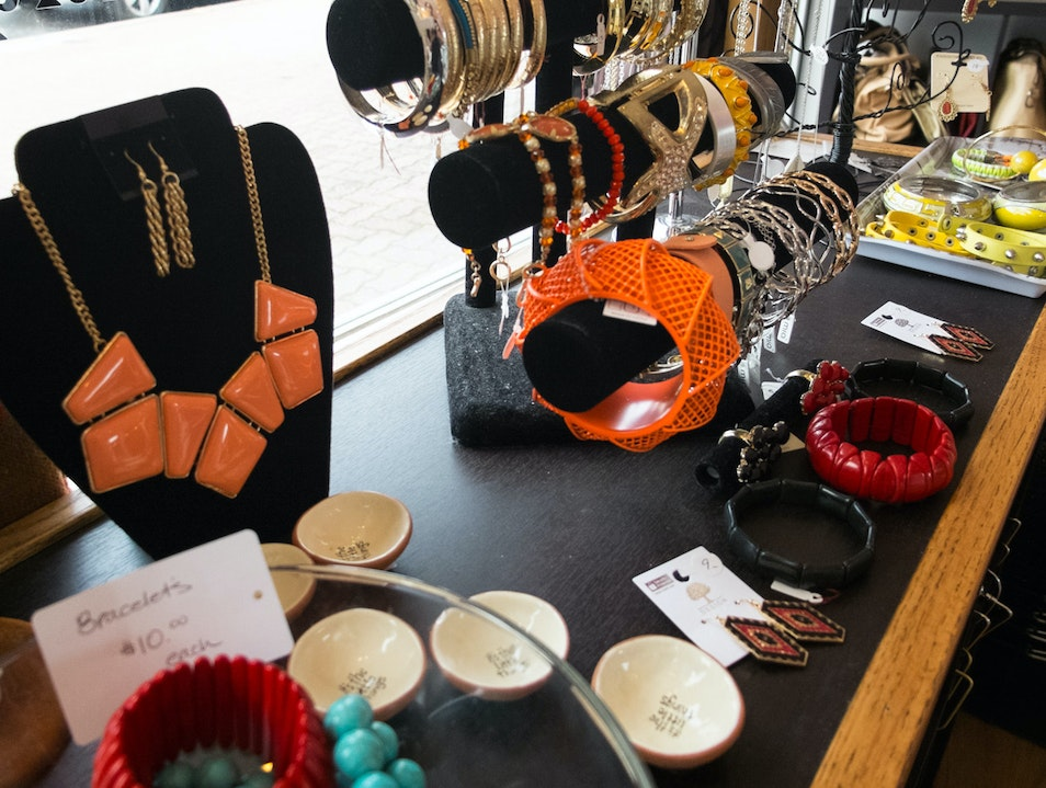 Trendy Finds at Gossip on 23rd Arlington Virginia United States