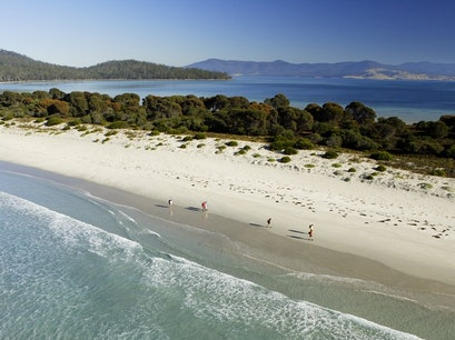 The Maria Island Walk, Tasmania Orford  Australia