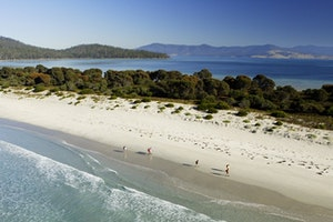 The Maria Island Walk, Tasmania