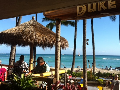 Duke's Restaurant & Barefoot Bar Honolulu Hawaii United States