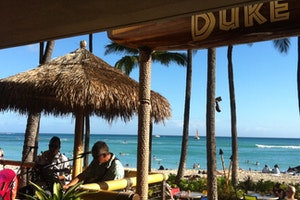 Duke's Restaurant & Barefoot Bar
