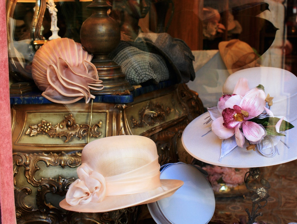Best shopping addresses in Vicenza