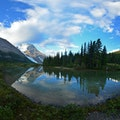 Mt Robson Fraser-Fort George H  Canada