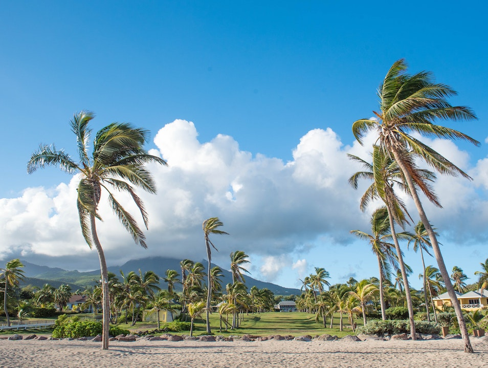 Nisbet Plantation Beach Club New Castle  Saint Kitts and Nevis